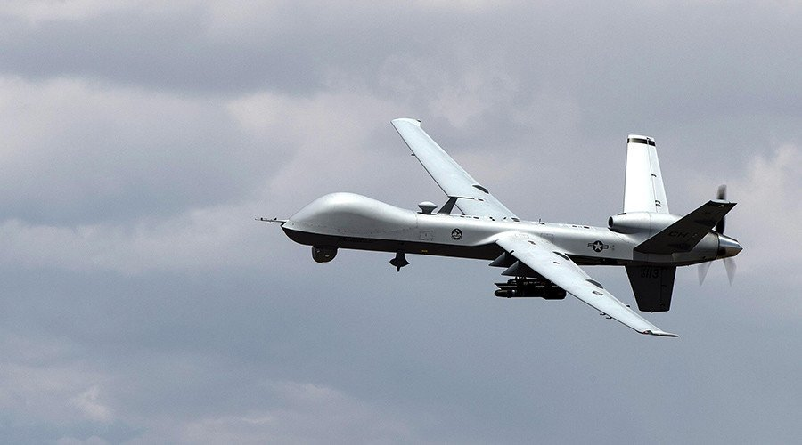 US drone targets Al-Shabaab militants in Somalia