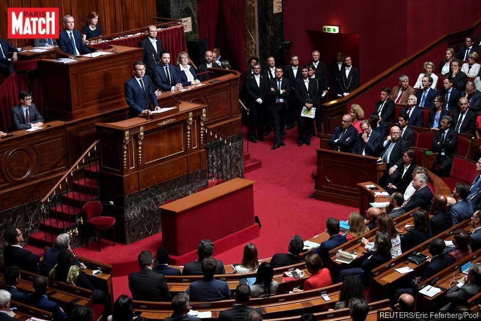 L'hommage du Congrès à Simone Veil