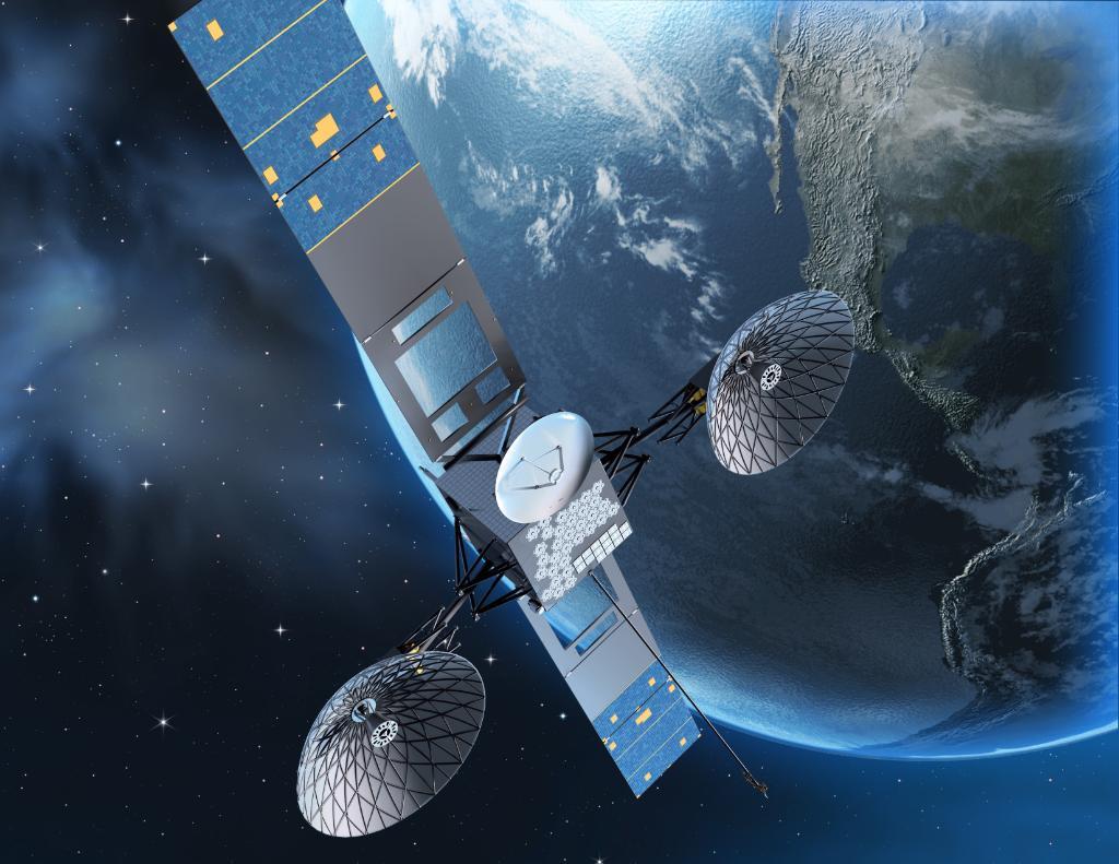 geostationary satellite essay