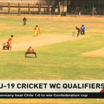 Kenya faces Uganda in crunch U-19 Cricket world cup qualifier match