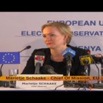 EU mission concerned about potential poll violence