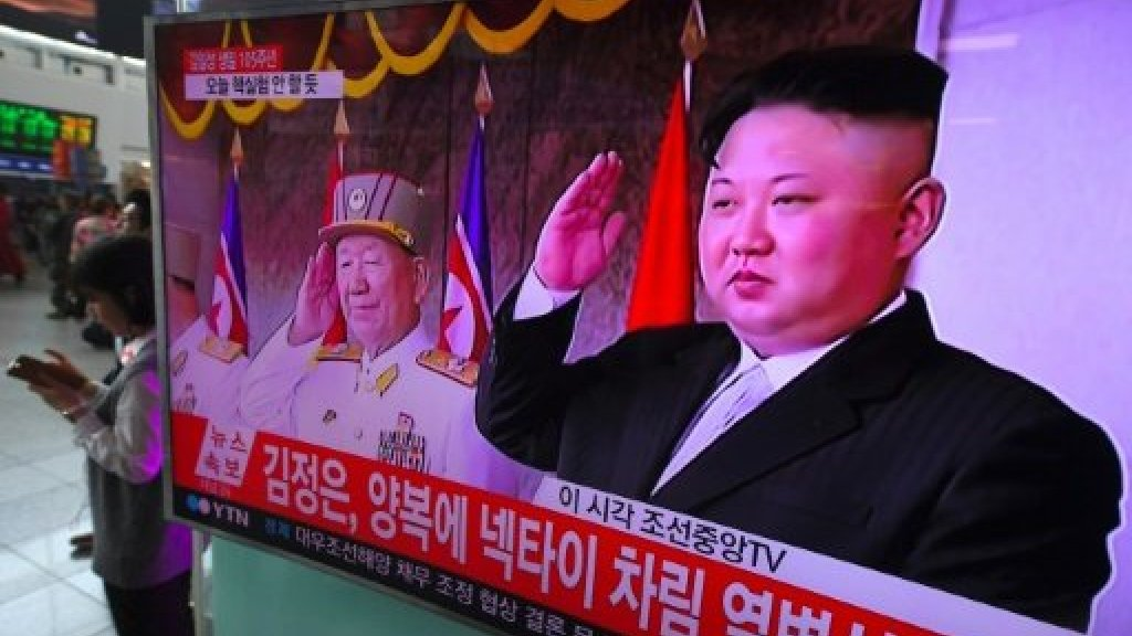 North Korea launches ballistic missile, says South Korea military