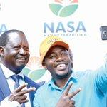 Uhuru, Raila raid each other's zones as campaigns intensify