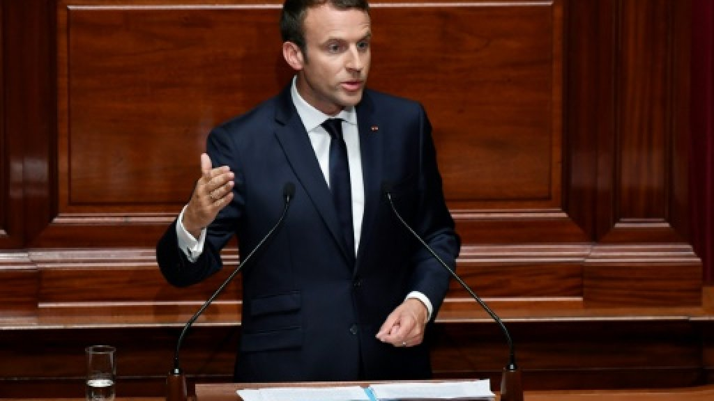 Macron says Europe has 'lost its way'