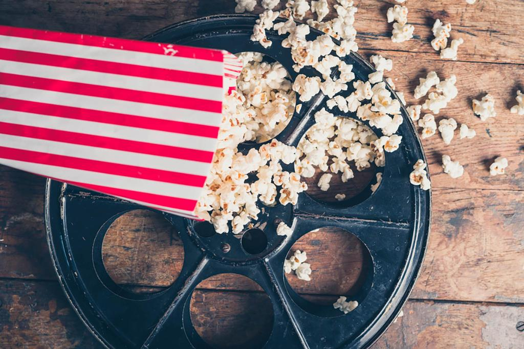 Best Movie Theater Candy - List of Movie Snacks