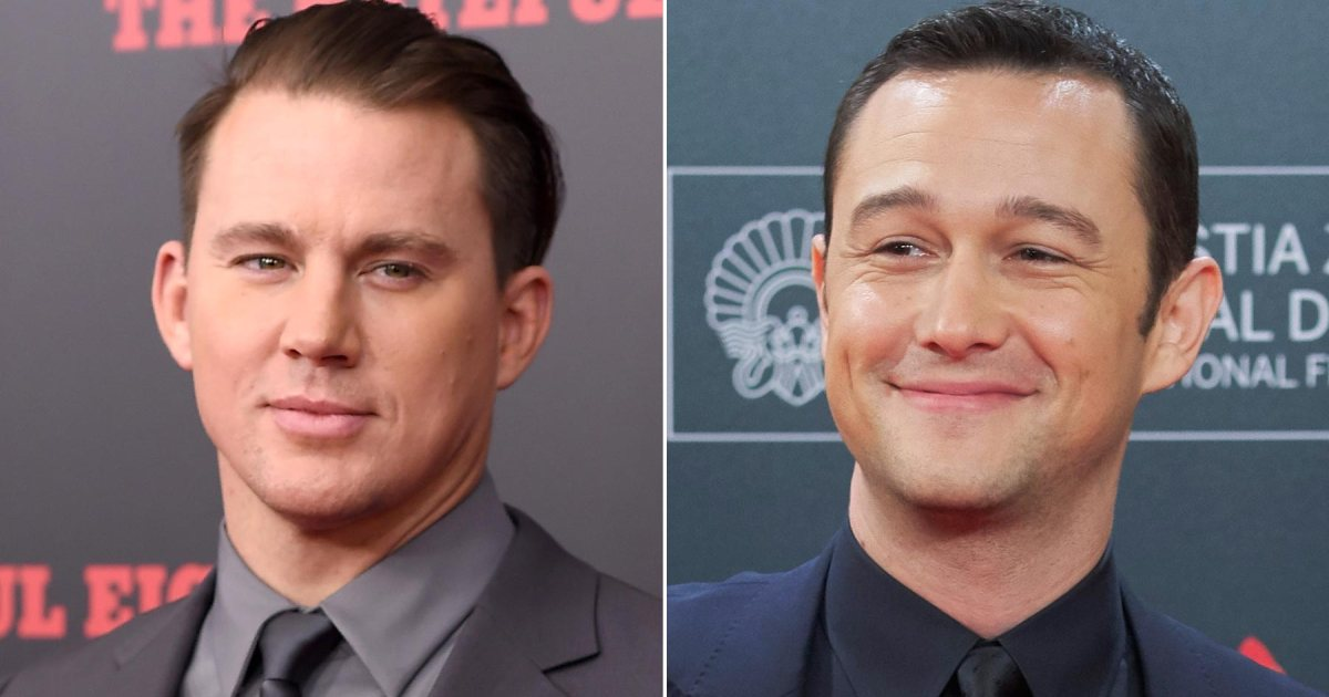 Here's a history of Channing Tatum and Joseph Gordon-Levitt's bromance: