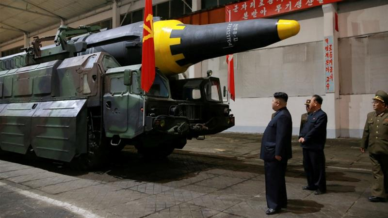 North Korea fires missile into Sea of Japan, says South Korea's military