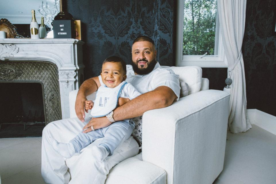 "Exclusive: DJ Khaled on his new album ""Grateful"" and his plans for Hollywood domination"