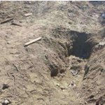 Villagers discover five bodies of missing people in shallow graves in Mandera