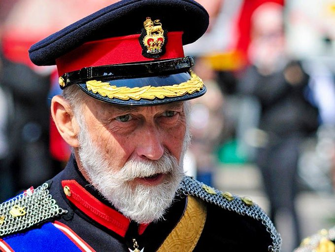 Happy 75th birthday to HRH Prince Michael of Kent. (Photo:
