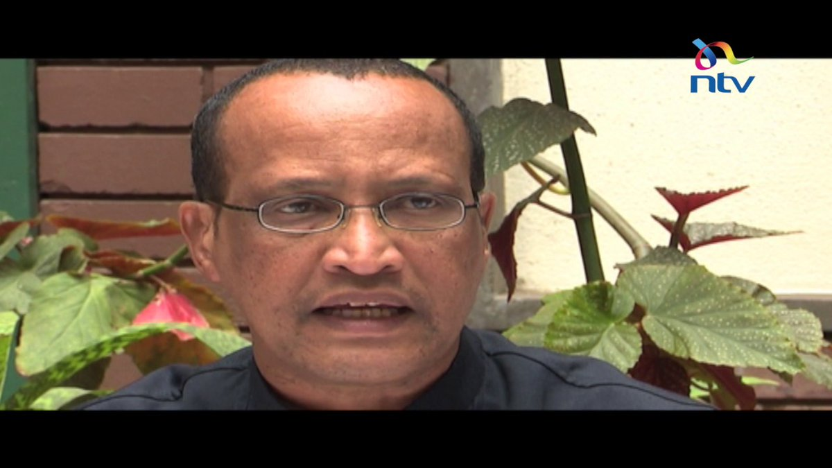 Garissa County Governor Nathif Jama demands apology from EACC over claims of billions in his account