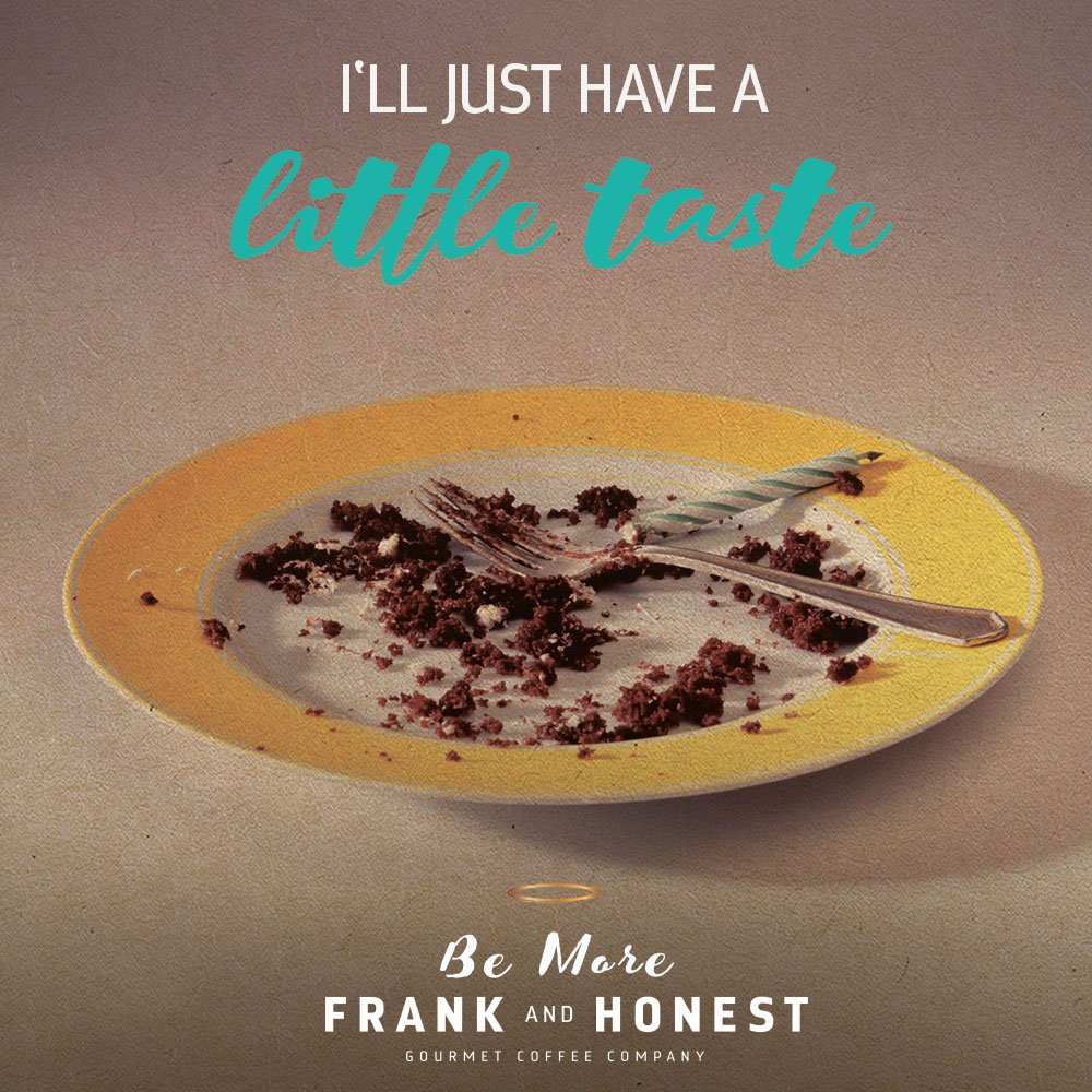 Be More Frank & Honest! Try Our New Coffee... https://t.co/eUVvxpU82Y