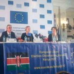 Kenya likely to suffer election violence: EU