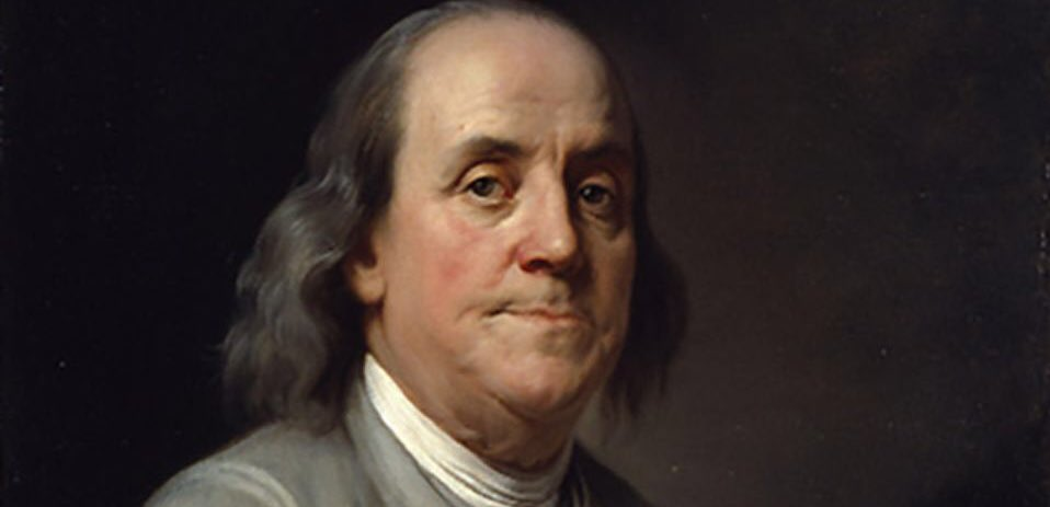 """A republic, if you can keep it."" ~Benjamin Franklin in 1789"