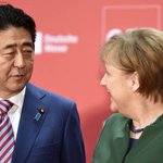 Japan PM Shinzo Abe expected to agree to EU-Japan free trade deal at G20 Summit:EU