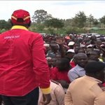 Deputy President William Ruto campaigns in Western Kenya