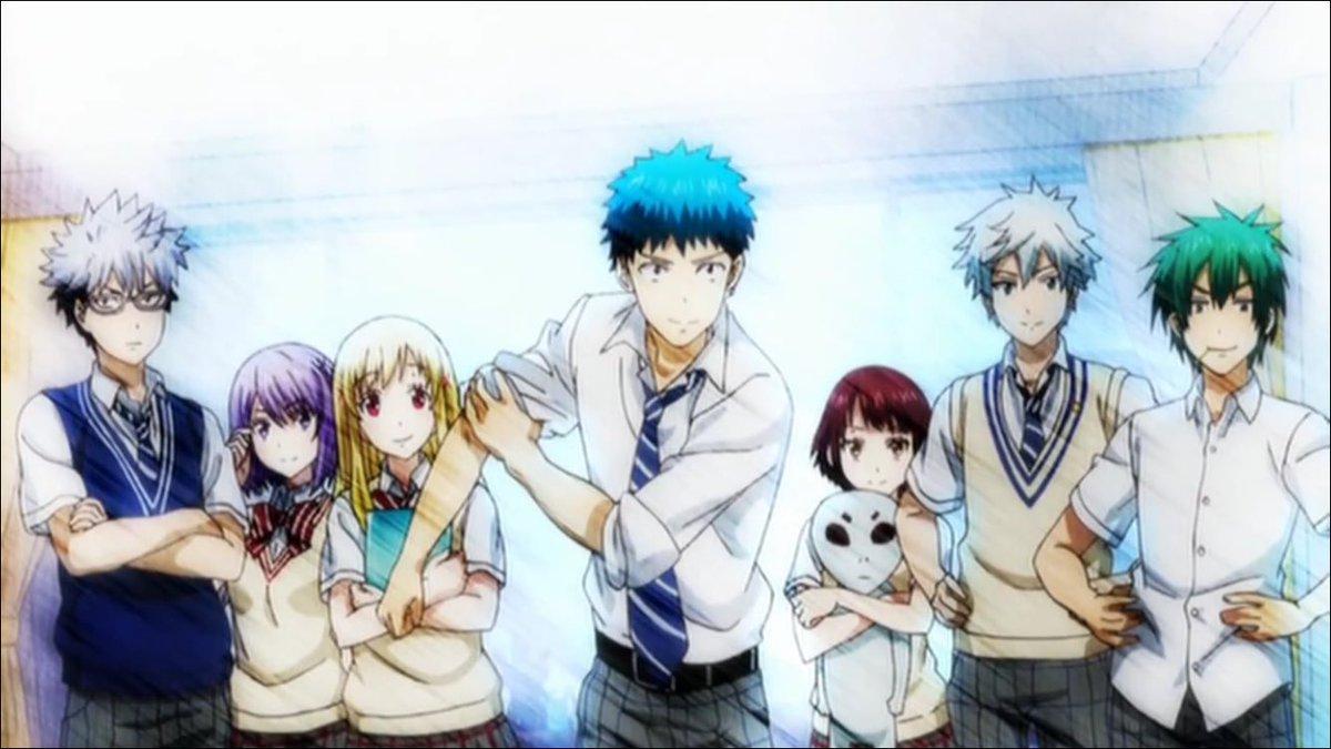 アニメ好きな人、仲いい人は「いいね」又は「RT」してね!特に好きなアニメは山田くんと7人の魔女。覆面系ノイズ。干物妹うま