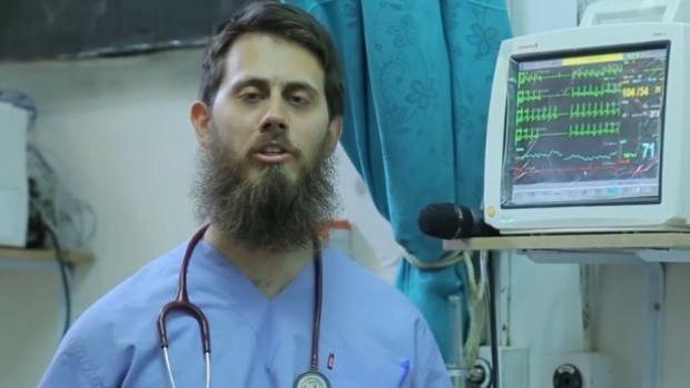 'Playboy' Australian doctor surfaces in new Islamic State propaganda video
