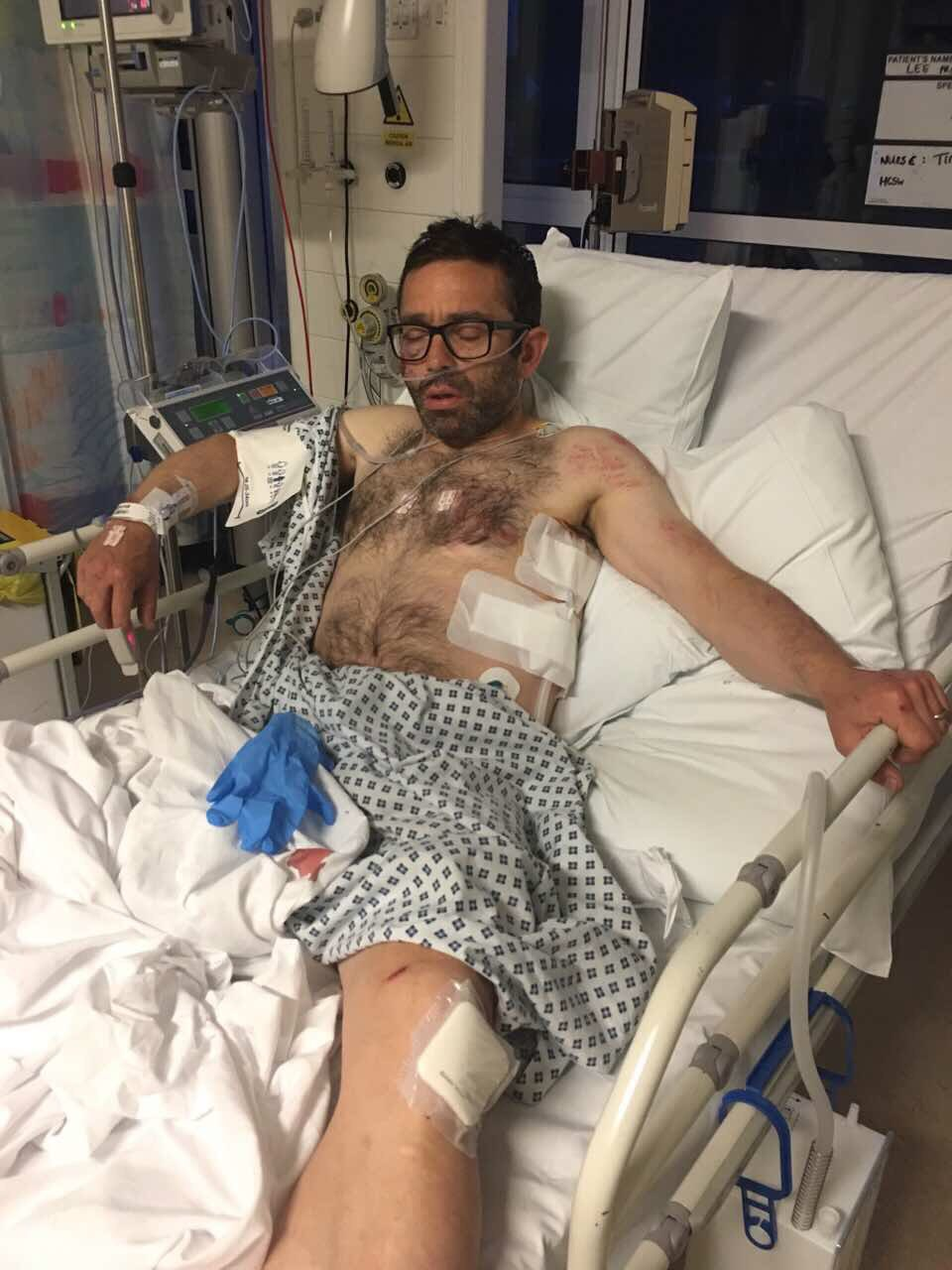 @cyclingweekly  https://t.co/kvUySayxTF please RT it's me and it almost killed me! https://t.co/hE560xpt4R