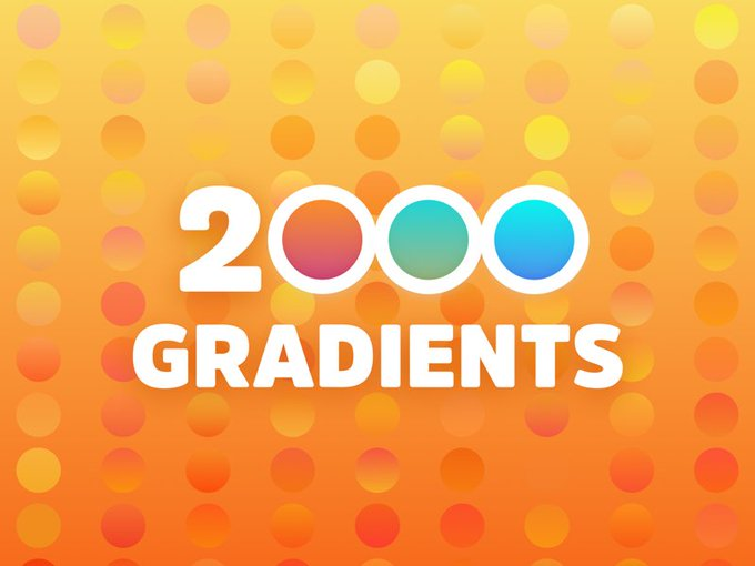 2000 Sketch Gradients   Icons by cerpow freebie