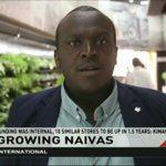 Naivas opens Sh250 million food market store in Ridgeways, Kiambu Road