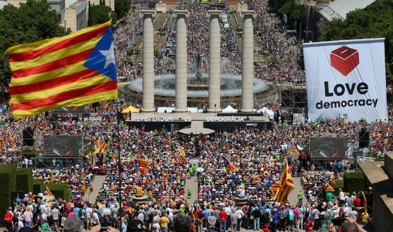 Catalonia to split from Spain within 48 hours of secession vote - referendum draft bill
