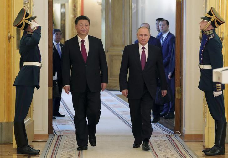 Russia and China tell North Korea, U.S. and South Korea to embrace de-escalation plan