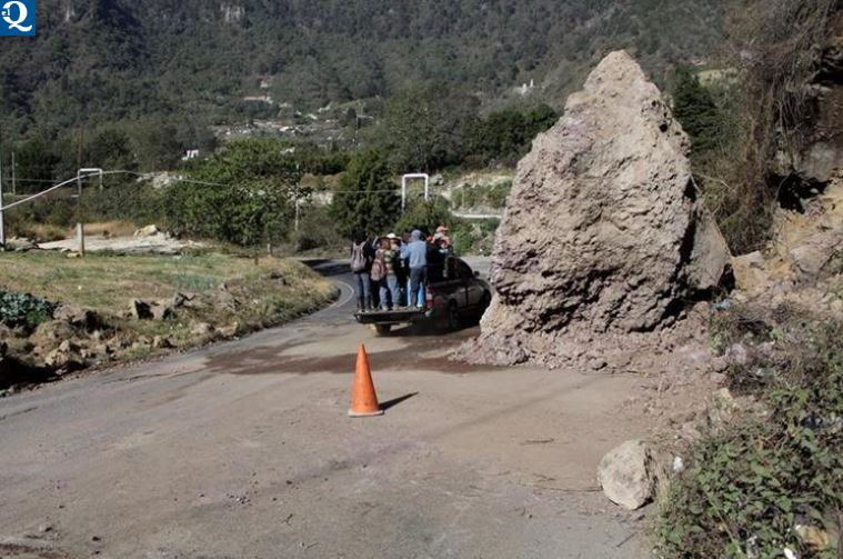 Carretera Cito Zarco: una ruta peligrosa pero necesaria