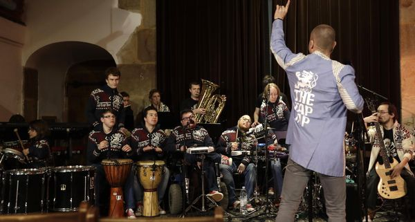 Czech orchestra of disabled musicians goes global