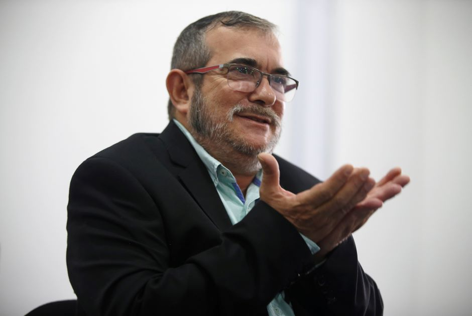 Colombian FARC leader Timochenko travels to Cuba for stroke treatment
