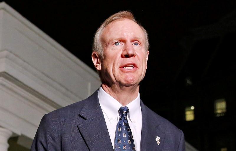 Illinois Senate passes tax hike; governor has vowed to veto