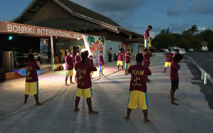 Kiribati music festival draws big crowd