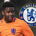 Chelsea beat Manchester United to Ajax starlet