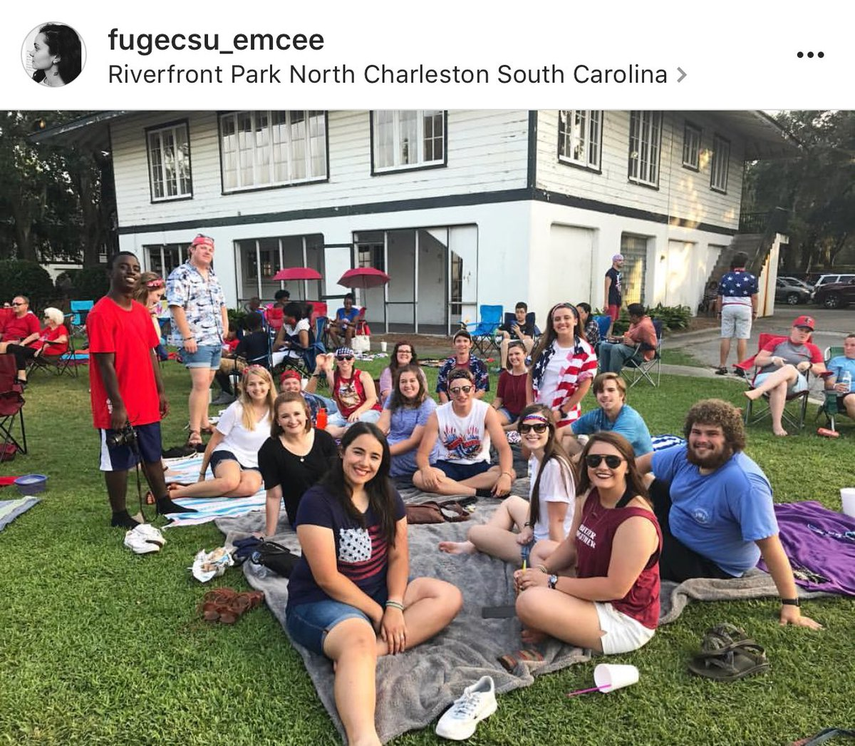 test Twitter Media - More FUGE July 4 fun!! We are thankful to live in a country where we are free to worship and share about Jesus. We hope you had a great day! https://t.co/CsNVlHgvfH