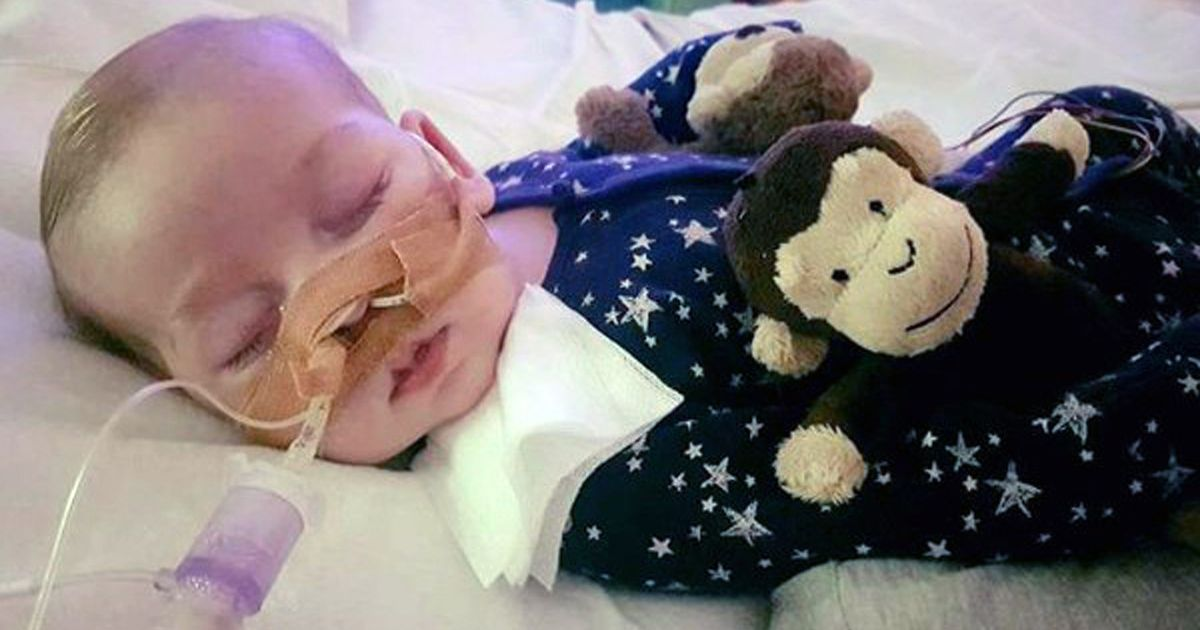 Vatican's children's hospital offers to take in Charlie Gard after Pope intervenes in terminally-ill tot's case
