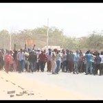 Maandamano ya kumtetea gavana wa Garissa Nadhif Jama