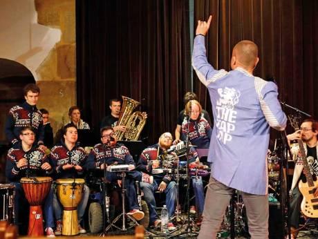 Czech disabled musicians get world attention