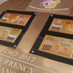 Commemorative Singapore, Brunei notes launched to mark currency agreement milestone