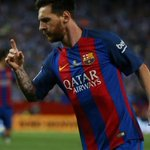 Messi set for bumper new deal at Barcelona - reports