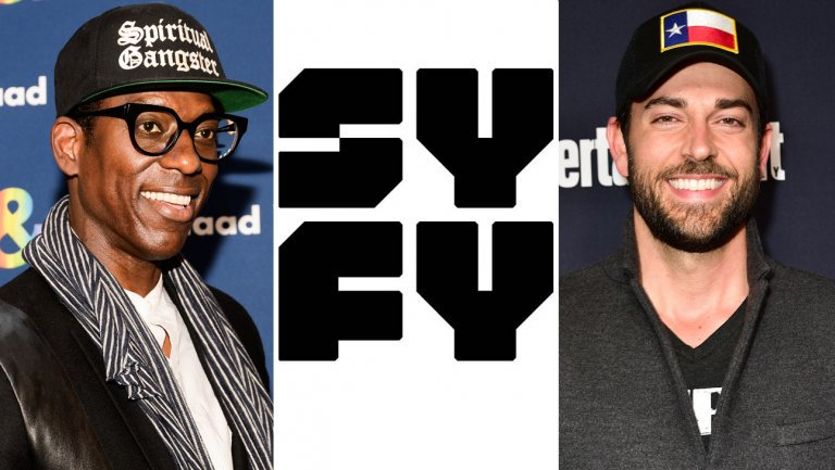 Exclusive: Weddings, Drumlines and a BSG Reunion: @Syfy Going All-Out at Comic-Con