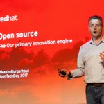Open source is the most important motor for innovation