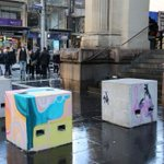 Melbourne 'boll-art': Lord Mayor Robert Doyle backs 'subversive' bollard art