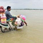 Monsoon floods kill 20 in India