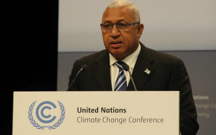 Fiji pleads for climate lobby support from Aus and NZ