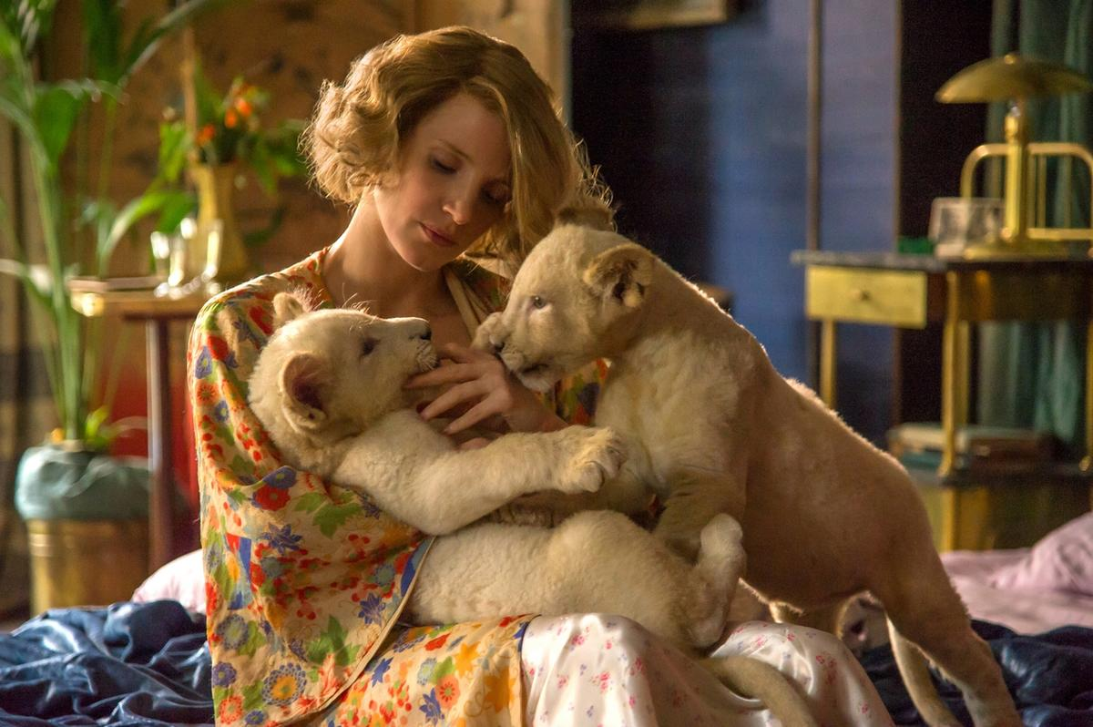 Chris Hicks: 'Zookeeper's Wife' leads new movies/TV shows on video this week