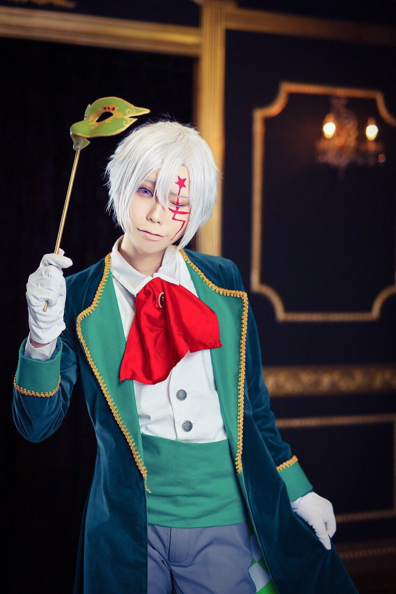【Cosplay/D.Gray-man】 『       masquerade…
