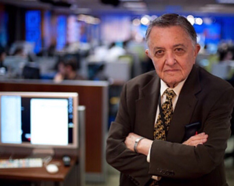test Twitter Media - Beloved, best-in-the-business newsman Gabe Pressman, the soul of #InnerCircle every year, dies at 93 #EveryoneKnewGabe RIP #GabePressman https://t.co/fOXaDtXSRP