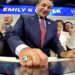 Coach K sounds the call, both for stocks and for low-income students