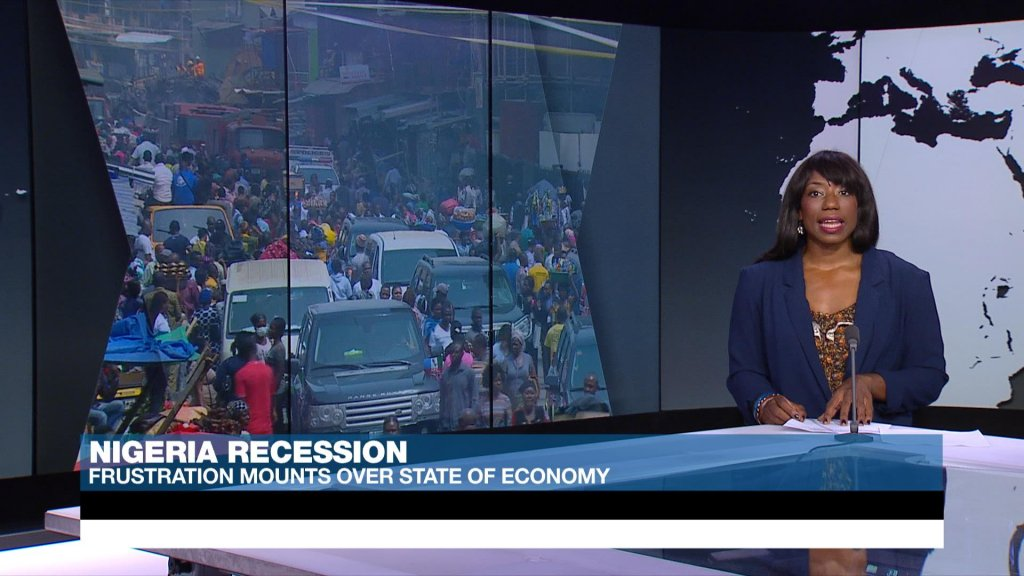 ACROSS AFRICA - Frustration mounts over state of economy in Nigeria
