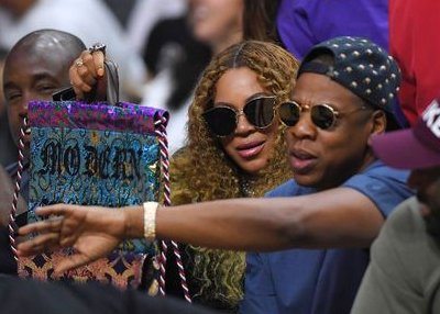 Did Beyonce and Jay-Z name twins Shawn Jr. and Bea?